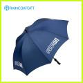 Werbung-Golf-Regenschirm des Fiberglas-im Freien