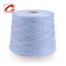 Hilo de lana de punto de mezcla de yak de lana de tejer