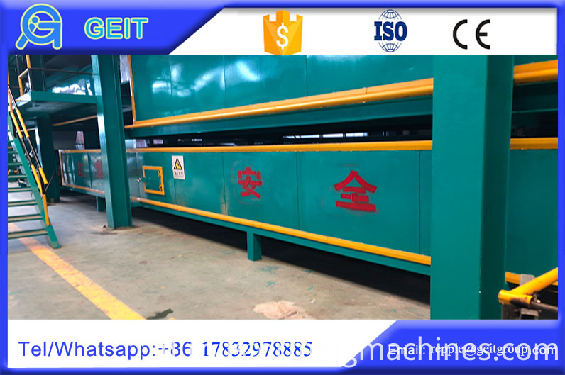 oven-coil coating line