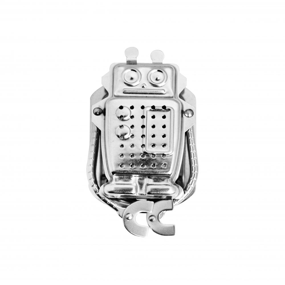 robot tea strainer
