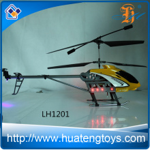 80 cm de longitud de 3,5 canales RC gran helicóptero avión con luz de navegación