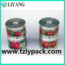 Same Size Different Flower Design, Heat Transfer Film for Plastic