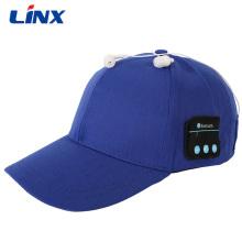 Auricular inalámbrico del sombrero del casquillo de Bluetooth de los deportes al aire libre