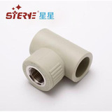 PPR Pipe Fitting-female tee