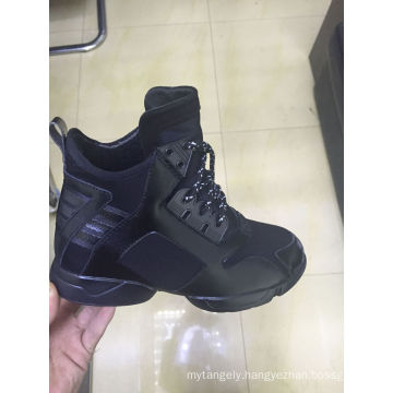 Latest Men Sports Shoes Men Running Shoes High-Cut Height Increasing