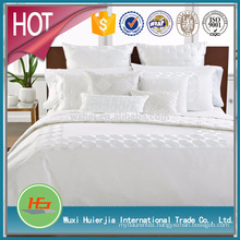 quiet popular white hotel dovet cover set for top-grade hotel