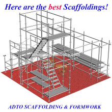 hot dipped galvanized cuplock scaffolding system,used scaffolding for sale