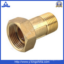 Brass Water Meter Pipe Fitting (YD-6012)