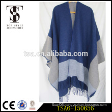 big size bulk scarves/bulk wholesale scarves women winter pashmina poncho                                                                         Quality Choice