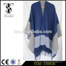 Foulards en vrac grande taille / écharpes en vrac gros femmes poncho pashmina d'hiver Choix de qualité