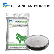 Chine Usine additive d'alimentation animale Betaine 107-43-7