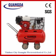 Compressor de ar a gasolina 5,5 HP 50L (DBZ-0.17 / 8A)