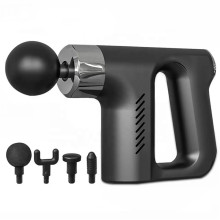 Slimming Relief Muscle Massager Gun With 4 Heads