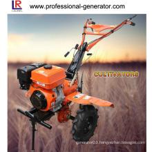 Vertical 4-Stroke Farming Mini Power Tiller, Rotary Tiller