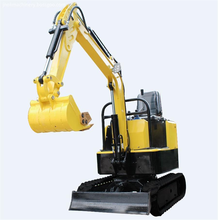 0.8 Ton Garden Mini Crawler Excavator