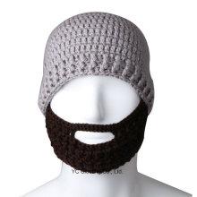 Рекламные пользовательские верх трикотажные борода шляпы