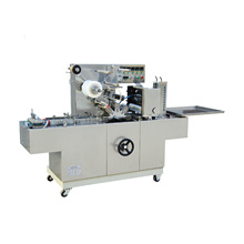 Factory Price Cellophane Automatic cam driving 3d box film wrapping machine
