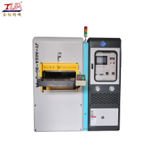 Intelligent rubber trademark compression moulding machine