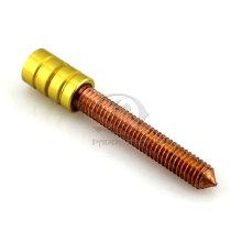 Colorful Copper M4 Tattoo Machine Contact Screw
