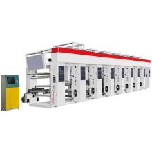 Impresora de huecograbado de nailon / papel / papel de aluminio / máquina de impresión