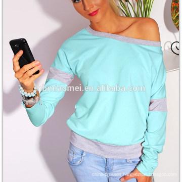 Hot Sale Women Latest Fashion Long sleeve dress women casual