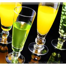 Creative+transparent+glass+juice+cup