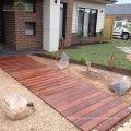 timber outdoor waterproof decking