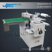 Klebeband und PVC-Folien-Laminier-Schneidemaschine mit Förderband
