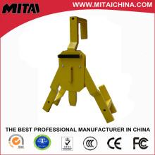 5 mm de espesor de servicio pesado de la rueda de la rueda de sujeción