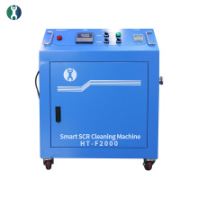 DPF Doc SCR Catalyst Exhaust System Cleaning Machine