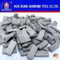 Segment de foret creux de haute qualité Arix pour renforcer le béton