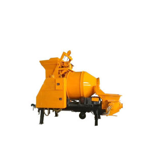 Mobile Lowes Concrete Mixer And Pump