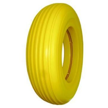 Yellow Foam Wheel FF3318