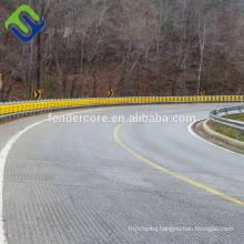 Road Roller Barrier System Safety Highway Gradrail