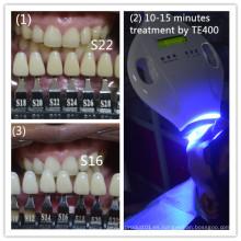 Sistema de blanqueamiento de dientes profesional de uso clínico vertical