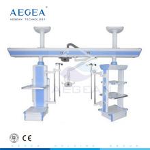 AG-18C-3 Columna de endoscopia quirúrgica habitación icu colgante médico móvil hospital eléctrico adecuado