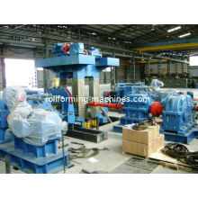 200×380×400 Cold Rolling Metal Roll Forming Machine, Four-roller Metal Forming Machinery