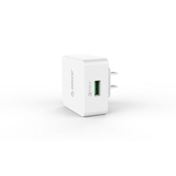 ORICO QTW-1U QC 3.0 mini один порт USB Зарядное устройство для настольных ПК