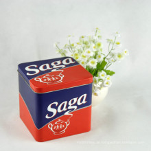 Metall-Süßigkeit-Dosen, quadratische Süßigkeit-Dosen, kundenspezifische Süßigkeit-Dosen