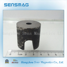 Permanent AlNiCo Horseshoe Magnet for Motor