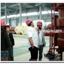 China Hutai hot-selling óleo colheitas vapor de semente fogão para girassol de soja amendoim palma frutas
