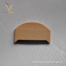 Suéter de cachemira de madera Peine de madera peine