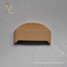Peigne en bois Cachemire Pull Peigne en bois