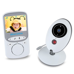 Larga Distancia de Video en Vivo Inalámbrico Baby Daycare Monitor