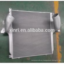 Intercooler de aluminio de alta calidad para camiones MERCEDES ACTROS (96-) 9425010301 NISSENS: 96971