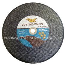 Disco de corte de metal de óxido de aluminio