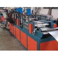 Galvanisierter Stahlblech-Feuerdämpfer, der Maschine herstellt