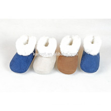 high quality fashion slipper new design baby girl shoes