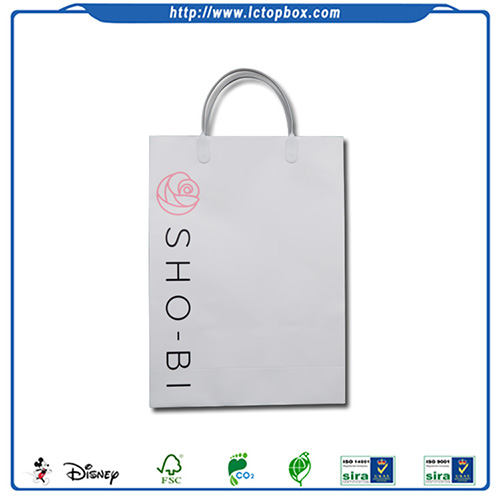Design Paper Printing Shopping Bag
