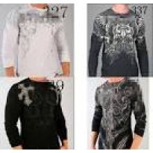 2016 Wholesale Long Sleeve Mens Fashion T-Shirt (XY23654)